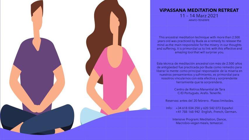 Retiro de Vipassana
