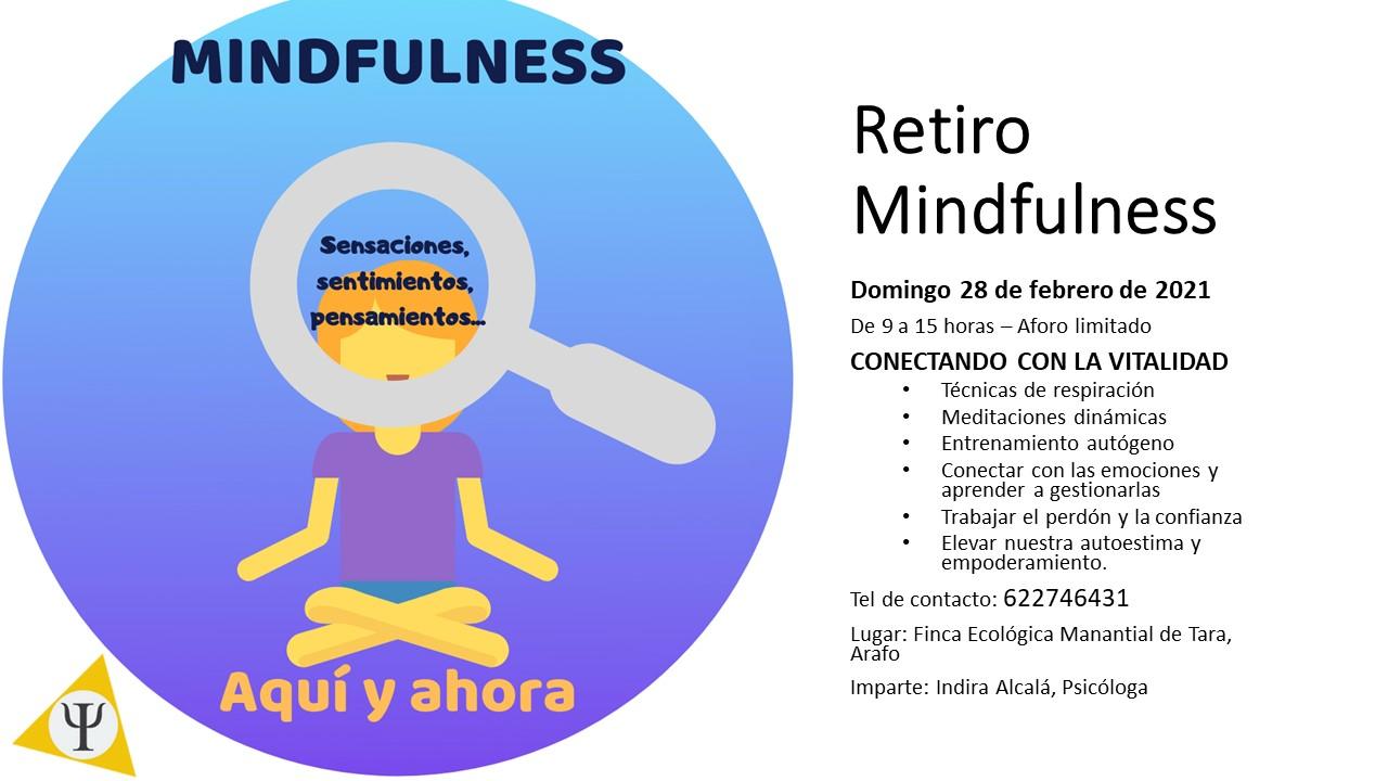 Retiro de Mindfulness con Indira